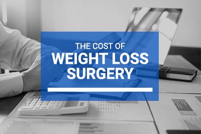 The cost of weight loss surgery