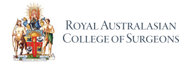 royal australian college of surgeons logo
